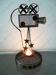 Metal Tealight Holder - T14.1983