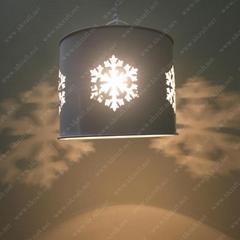Zinc Lamp Shade - T15.2011