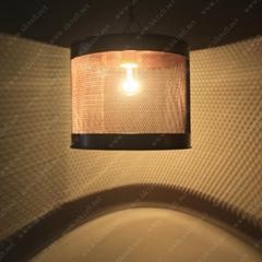 Zinc Lamp Shade - T15.2013