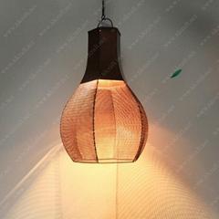 Zinc Lamp Shade - T15.2016