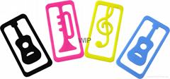 乐器造型文书夹