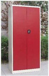 Two doors steel locker  1