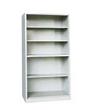 Steel open shelf