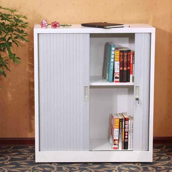 Roller shutter door cabinet  1
