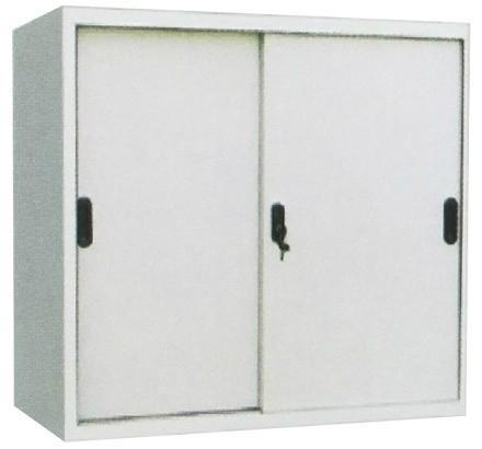 Metal Sliding Door Office Cabinet  1
