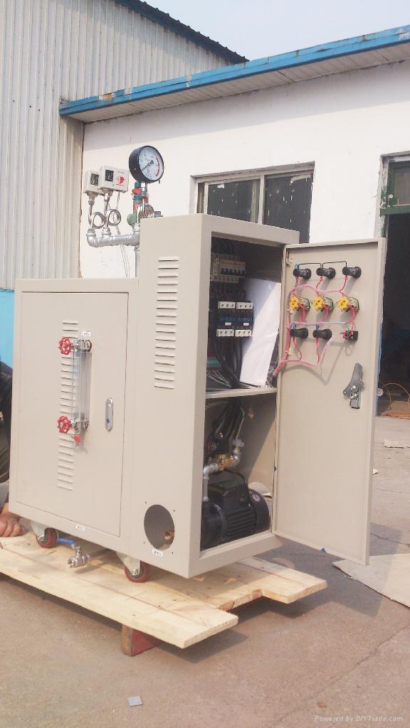 50公斤电加热蒸汽锅炉 2