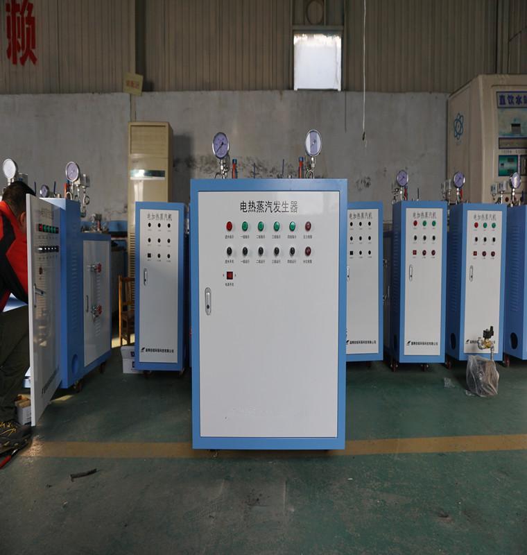 50公斤电加热蒸汽锅炉 1
