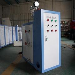 立式可移動電蒸汽鍋爐