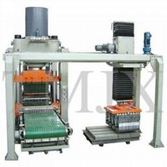 Fly Ash (Lime-sand) Steam Curing Brick Machine