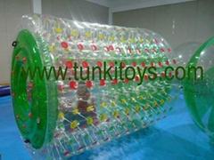 water roller aqua barrel walking ball