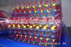 aqua barrel walking ball water roller