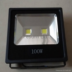 Wholesell 100W LED floodlight with CE RoHS FCC approved