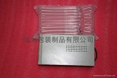 Electronic packaging air bags
