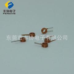 豐協電子廠家生產變壓器扁平線圈