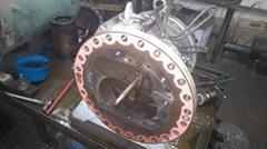 二手复盛比泽尔螺杆压缩机维修保养