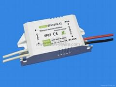 长寿命18W防水LED电源