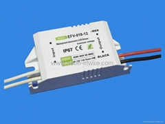 18W LED drivers -Waterproof LED power supply -long-life