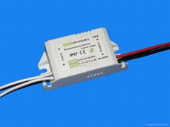 Constant voltage led power driver 18w waterproof