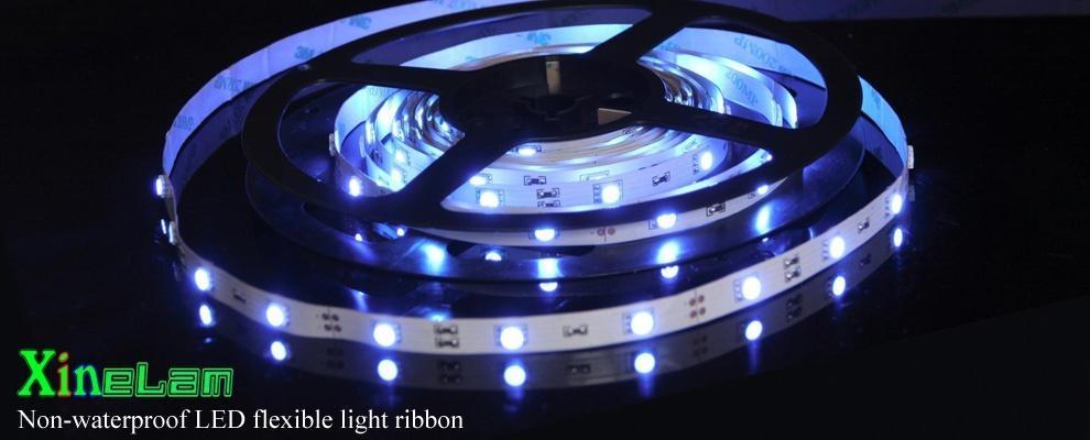 NO Waterproof LED flex light rope 1