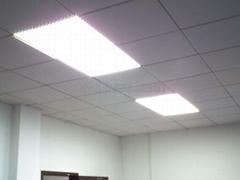 High luminous efficiency LED ceiling board lamp