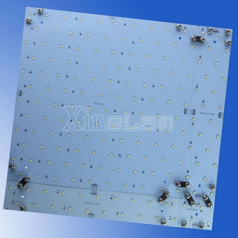 超亮度2500Lm/m2 LED 模組用於燈箱背光 1