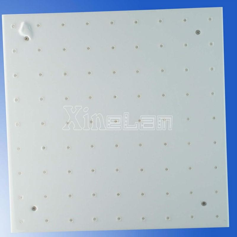 20x20/30x30/60x60 RGB led backlit slim panel light 1