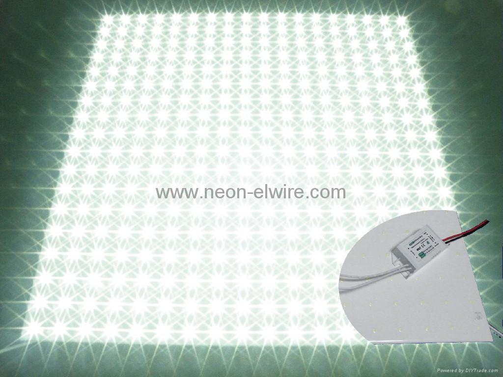 比T5灯管节能50%的LED广告背光板 1