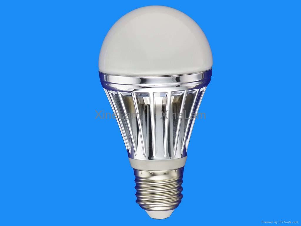 High Efficiency Led Light Bulbs Light Efficient Than 90lm W Xel A40 C Xinelam China