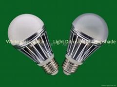 超高光效暖白LED燈泡-LED球泡-超過90LM/W