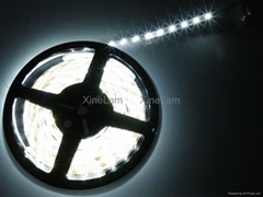 LED flexible strip lighting-light efficiency increased by 90%.