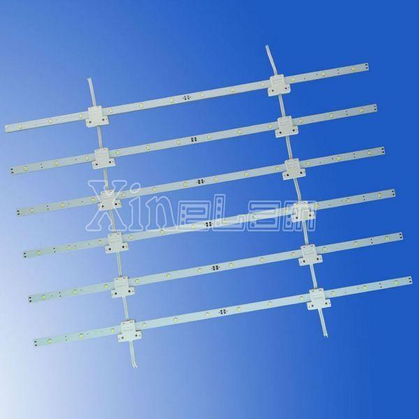 专业生产双面柔性LED网格用于大型广告灯箱 1