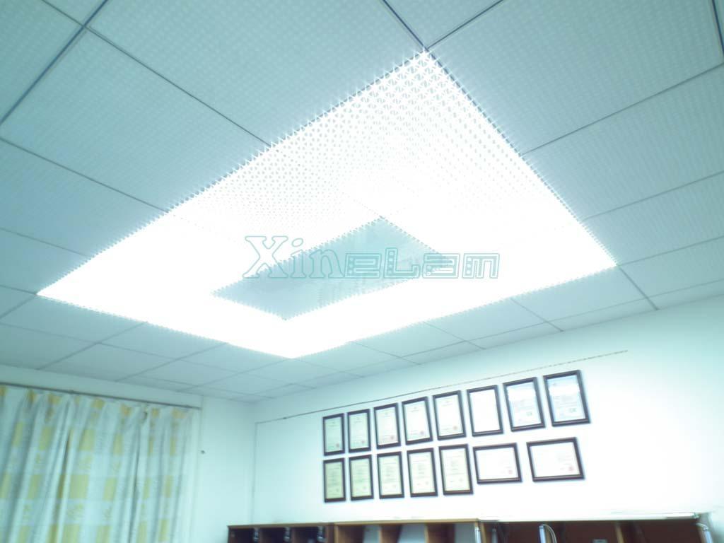 超亮型LED防水鋁板燈 3