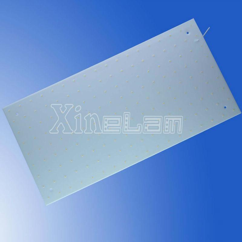 3mm slim rigid led ceiling lamp 100lm/w ip67 sizes customized 1