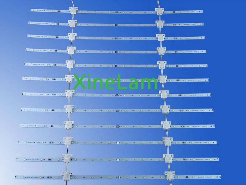 高光效100Lm/wLED点阵背光源 1