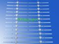 100Lm/w flex led matrix backlight for