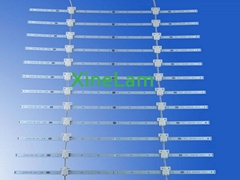 100Lm/w flex led matrix