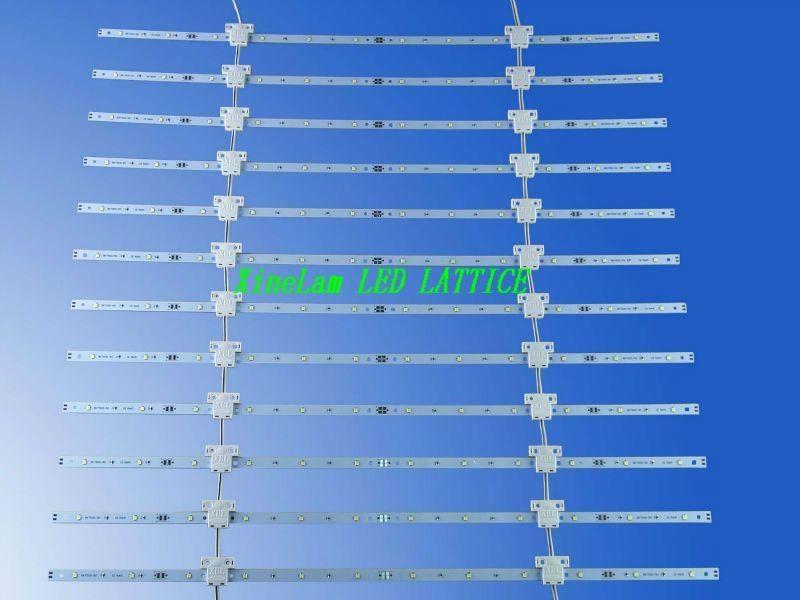 專利設計LED網格背光源 1