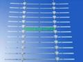 专利设计LED网格背光源