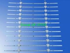專利設計LED網格背光源