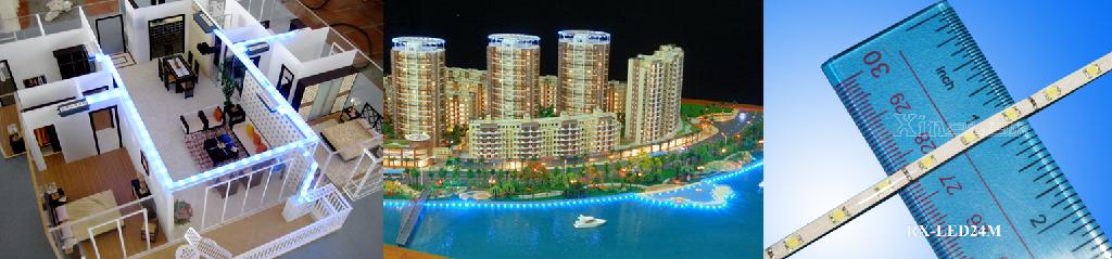 建築模型沙盤LED軟燈條 2