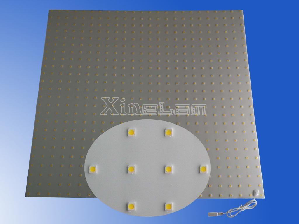 LED铝板灯-LED天花灯 1