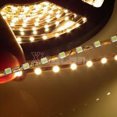 patented design flexible led strip light 3x2mm