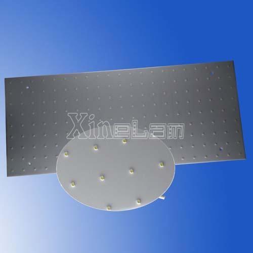 9000Lm超高亮度的LED面板灯 1