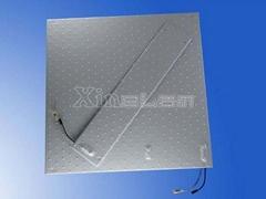 3.5mm slim LED dc12v panel light waterproof