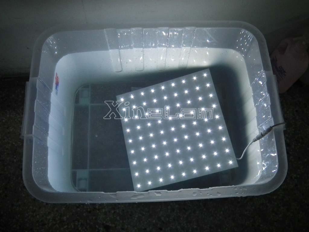 3.5mm slim LED dc12v panel light waterproof 4