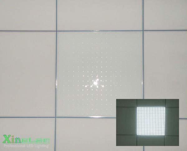 3.5mm slim LED dc12v panel light waterproof 5