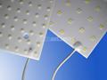 Rigid advertising backlight LED grid