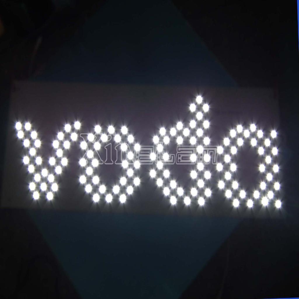 110Lm/W  光效的LED背光模組 2