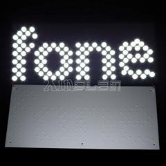 LED广告背光模组,可定制大尺寸