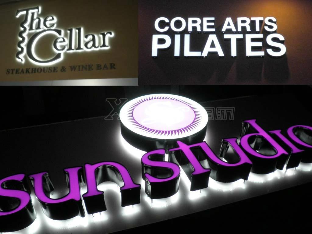 超薄-防水-LED模組用於廣告背光 3